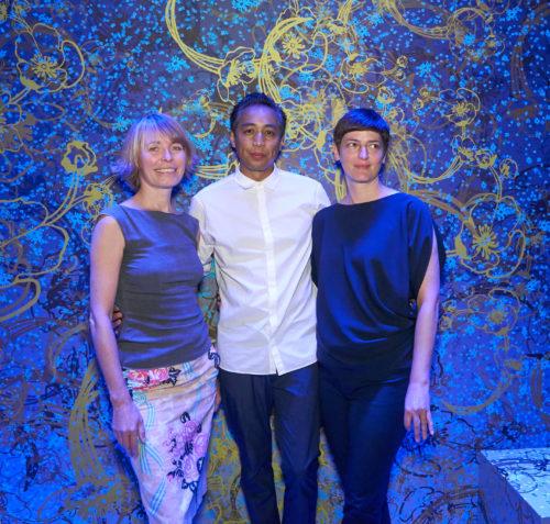 Axelle de Buffevent, Sean Gallero and Petra Bachmaier - Luftwerk