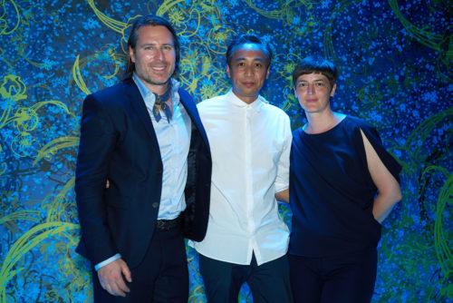Rodman Primack, Sean Gallero and Petra Bachmaier - Luftwerk