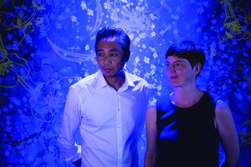 Sean Gallero and Petra Bachmaier - Luftwerk