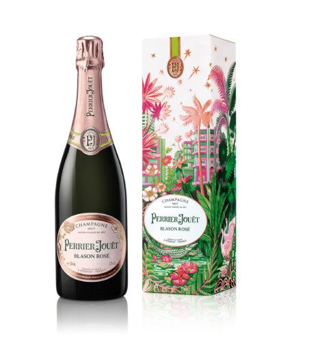 Perrier-Jouët Blason Rosé limited edition