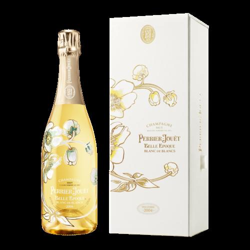 Perrier-Jouët Belle Epoque Blanc de Blancs 2004 - giftbox