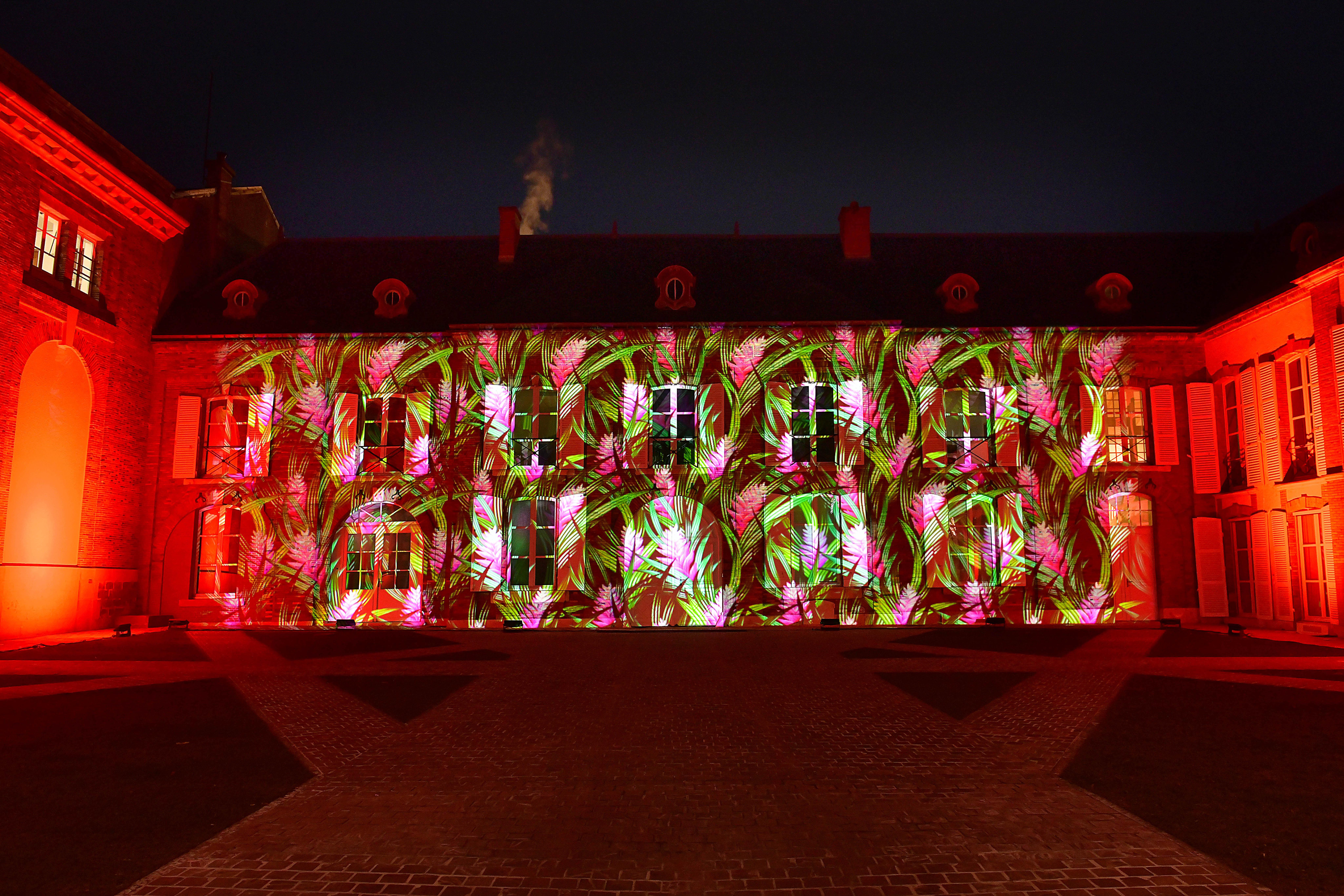 La Maison Belle Epoque durant l'édition 2018 des Habits de Lumière