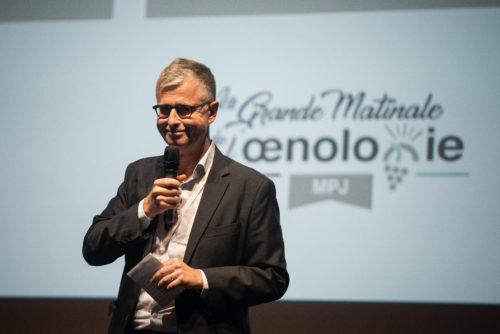 Christophe Danneaux directeur de lactivite champagne Mumm Perrier-Jouet-jpg