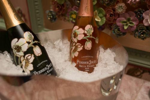 Perrier-Jouët Belle Epoque Rosé 2010 and Perrier-Jouët Belle Epoque 2012
