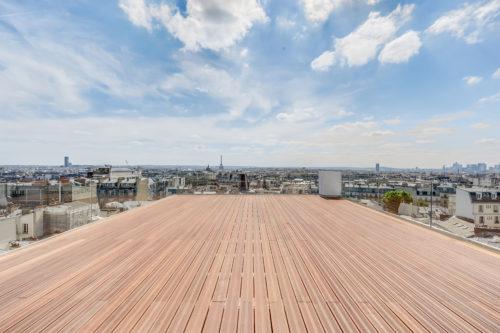 Rooftop HyperNature Perrier-Jouët