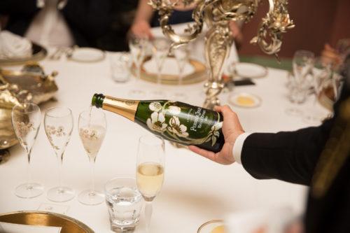 Bottle of Perrier-Jouët Belle Epoque 2012
