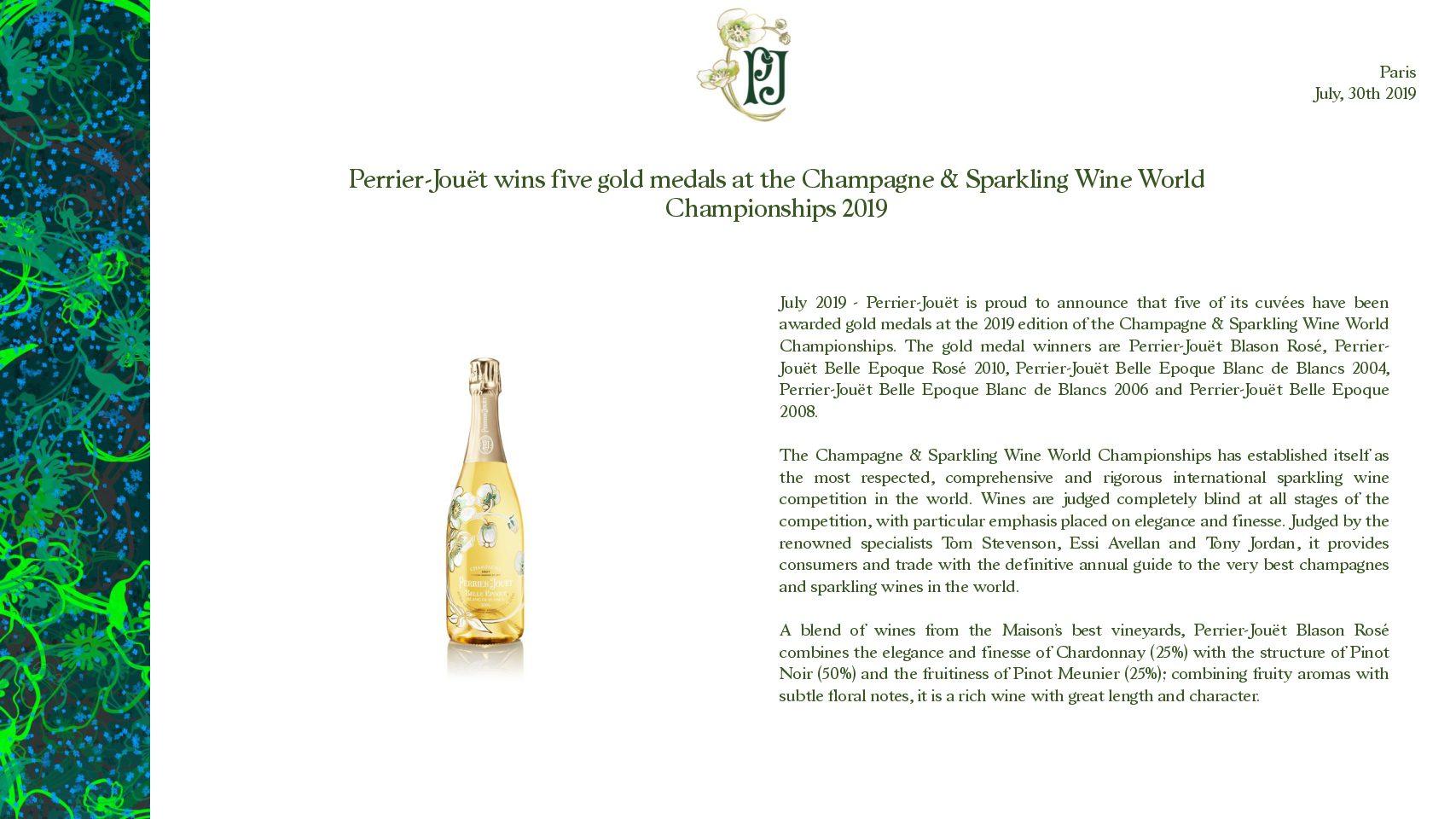 Perrier-Jouet press release - CSWWC-pdf